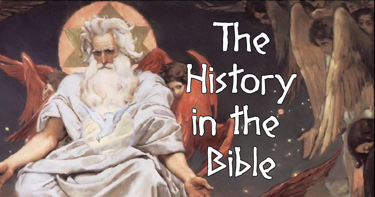 The History in the Bible Podcast | Episodes