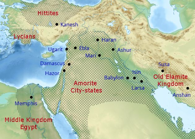 History in the Bible Podcast The Geopolitics of the Middle East in