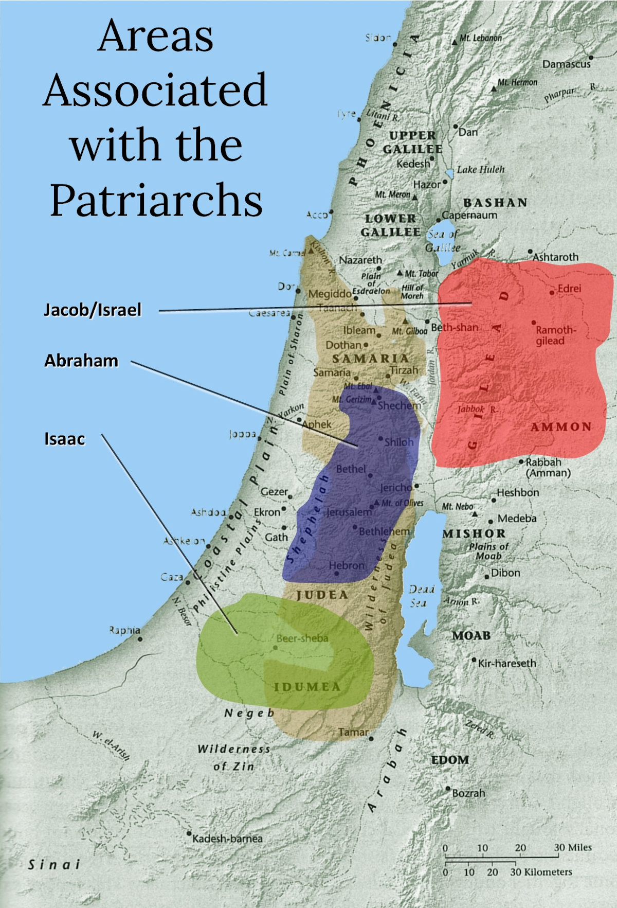 history in the bible podcast the patriarchs in canaan